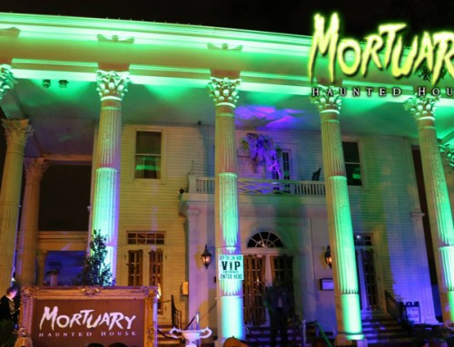 Mortuary Haunted House