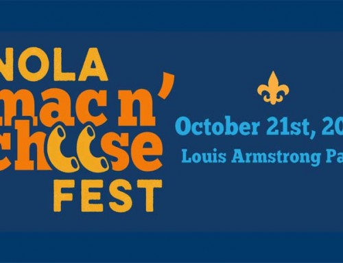 NOLA Mac N' Cheese Fest