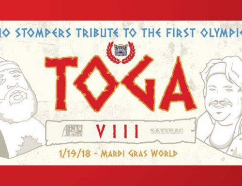 Toga: 610 Stompers Debutante Ball