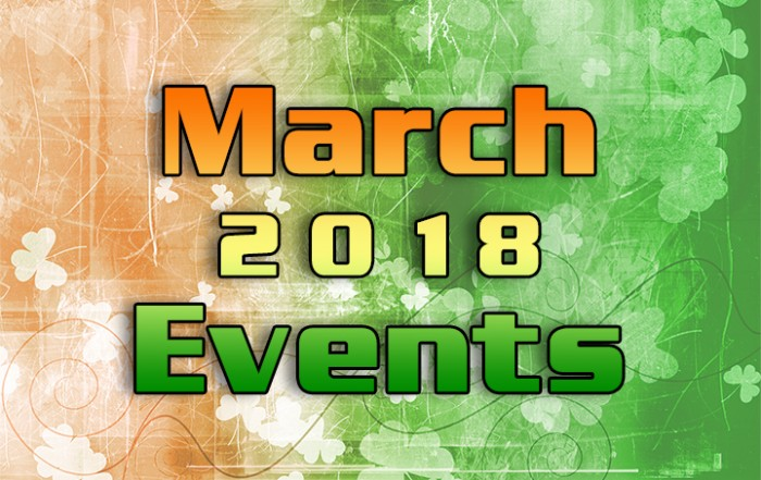March Local Events River Parish Disposal