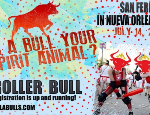 The Running Of The Bulls – San Fermin In Nueva Orleans