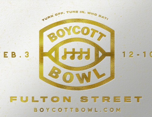 Boycott Bowl – Sold Out