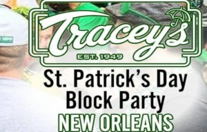 Tracey's St Patrick's Block Party